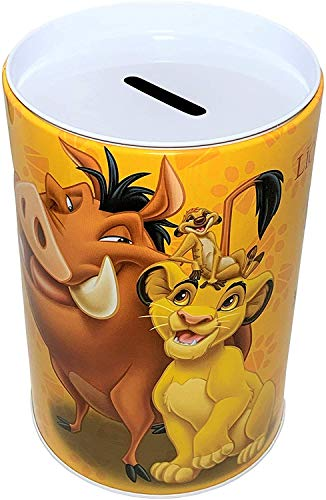 Lion King Coin Bank