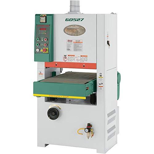 Find Cheap Grizzly Industrial G0527-18 5 HP Wide-Belt Sander