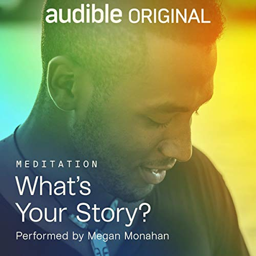 What's Your Story Audiobook By Megan Monahan cover art