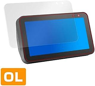 Amazon Echo Show 5 用 日本製 指紋が目立たない 反射防止液晶保護フィルム OverLay Plus OLECHOSHOW5/12