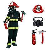 Morph Costume Déguisement Pompier Enfant , Déguisement Halloween Enfant Disponible en...