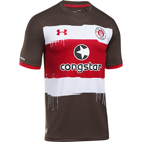Under Armour Herren Trikot FC St. Pauli Home 2017/2018