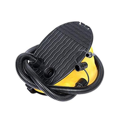 HSKB Pompa gonfiabile, per gonfiare, gonfiabile, gonfiabile, per materassi ad aria, gommoni, lettini per ospiti, animali gonfiabili o campeggio