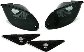 huiouer Left is Cab Spiegel Blinker Ecke Licht Abdeckung Abdeckung f/ür Ford Focus II 2 III 3 Mondeo