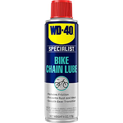WD-40 Bike All conditions Chain Lube