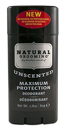 Herban Cowboy Orgnaic Grooming Deodorant Unscented 2.80 oz by Organic Grooming by Herban Cowboy