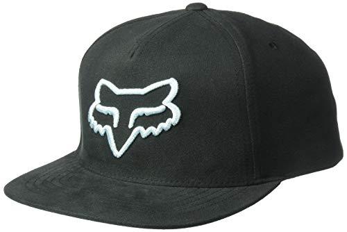 Fox Instill Snapback Hat Black/Blue