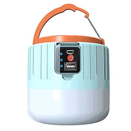 KAIYAN Farol eléctrico para camping,280W luz solar, LED lámpara de camping impermeable,...