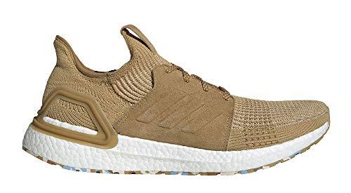 adidas U.W Ultraboost 19 - Zapatillas de correr para hombre, color marrón, color, talla 36 2/3 EU