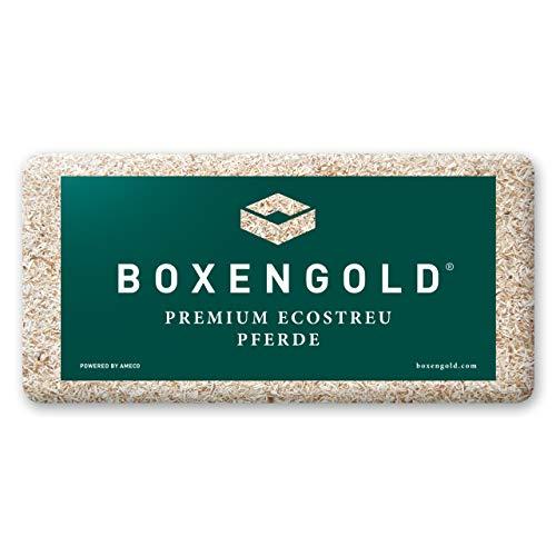 Einstreu Pferdeeinstreu Boxengold® Premium Ecostreu Pferd 20 kg Tiereinstreu | Grundpreis (0,85 €/kg)