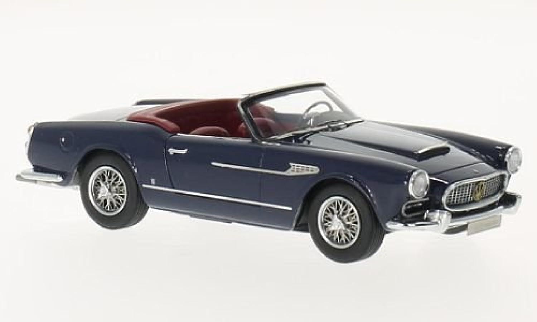 comprar barato Maserati Vignale 3500 GT, GT, GT, azul oscuro, 1959, Coche De Modelo, Preparado, Matriz 1 43  más orden