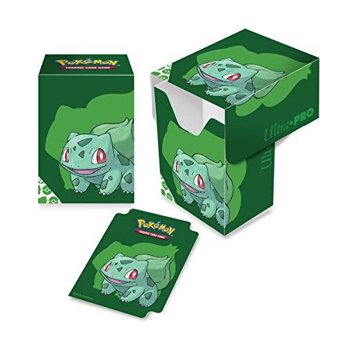 Ultra Pro E-15537 Full View Deck Box-Pokemon Bulbasaur