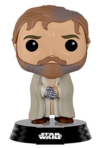 Star Wars- Figura de Vinilo Luke Skywalker (Funko 9611)