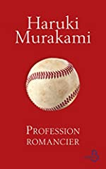 Profession romancier de Haruki MURAKAMI