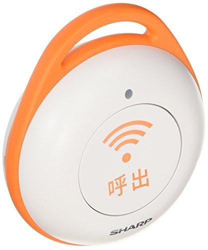 シャープ デジタルコードレス電話機JD-AT82、AT90、AT95用 緊急呼出ボタン DZ-EC100
