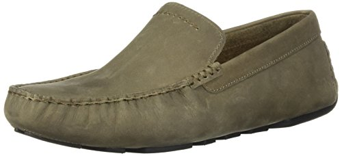 UGG Men's Henrick Driving Style Loafer, pumice, 10 M US
