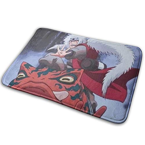 Anime Naruto Jiraiya Bathroom Kitchen Mat Se Slip Absorbent Mats, Filoor Mat Exquisite Floor Mats 16 X 24 In£¨40 X 60 CM£