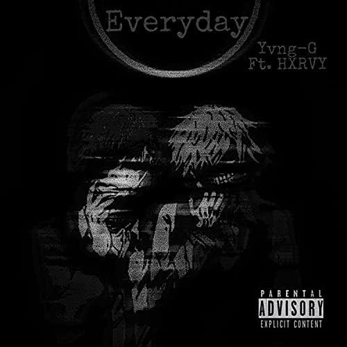 Yvng-G (ThatkidG) feat. Hxrvy