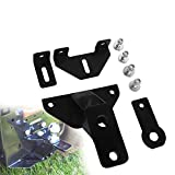 tiewards Universal Lawn Garden Tractor Hitch Support Brace Kit Combination