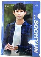 キムスヒョン Kim Soohyun クリアファイル A4 ClearFile (キム・スヒョン-01)