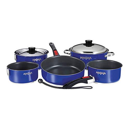 Magma A10-366-CB-2-IN Cookware - 10 PC Set, Non-Stick