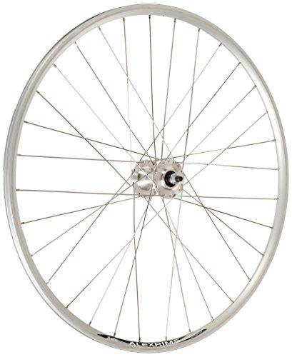 Sta Tru Silver Formula High Flange Track Hub Front Wheel (700X20)