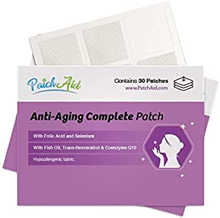 Anti-Aging Complete Topical Patch by PatchAid (1-Month Supply)
