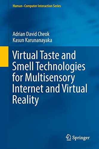 Virtual Taste and Smell Technologies for Multisensory Internet and Virtual Reality (Human–Computer Interaction Series) (English Edition)