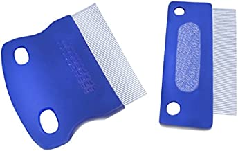 Mindful Pets Tear Stain Remover Combs for Dogs, Gently and Effectively Removes Crust, Mucus, and Stains