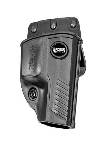 Fobus WPM2BH Walther PPS M2 Evolution Belt Holster