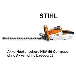 Stihl – Taille-haies à batterie HSA 56 STIHL nu