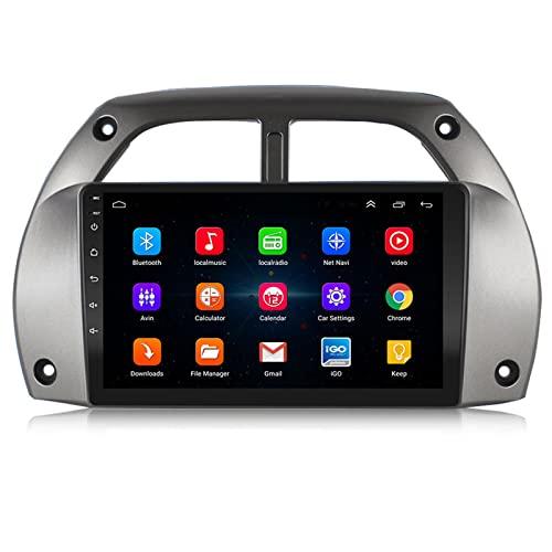 GPS Coche, GPS Coche Localizador con Guía Dirección Giro por Voz, Navegador GPS Coche con Advertencia De Velocidad Y Luz Roja, Soporte HiFi/WiFi/Bluetooth/RDS/FM