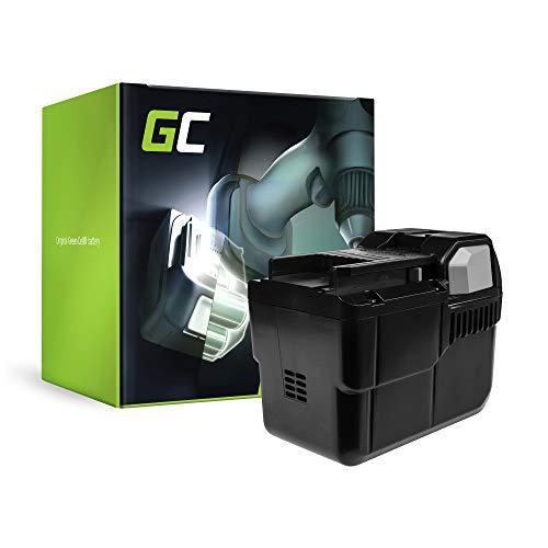 GC® (3Ah 36V Li-Ion cellen) BSL3620 Accu Batterij Vervangend batterijpakket voor Hitachi Elektrisch gereedschap