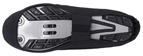 VAUDE Überschuh Shoecover Tiak, Black, 36-39, 05013 - 2