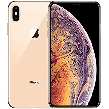 Amazon Com Apple Iphone Xs Max Replacement Back Glass Cover Back Battery Door W Pre Installed Adhesive Best Version Apple Iphone Xs Max All Models Oem Replacement Gold