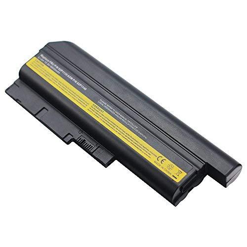BTMKS 9 Zellen 7800mah Notebook Laptop Akku fur IBM Lenovo ThinkPad T500 T60 T60P T61 T61i T61p R61 R61i R61e R60e R60 Z60 Z61e Z61p W500 154Widescreen 40Y6795 40Y6797 40Y6799 Batterie