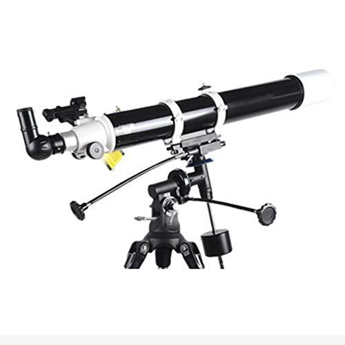 ARCH Teleskop for Erwachsene Brennweite Travel Fernrohr Astronomie Teleskope Mit Justierbarem Stativ 900mm Astronomie for Anfänger, Am Besten Astronomie-Geschenk