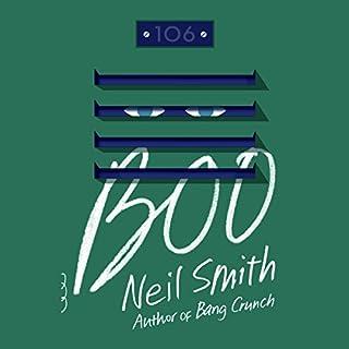 Boo audiobook cover art