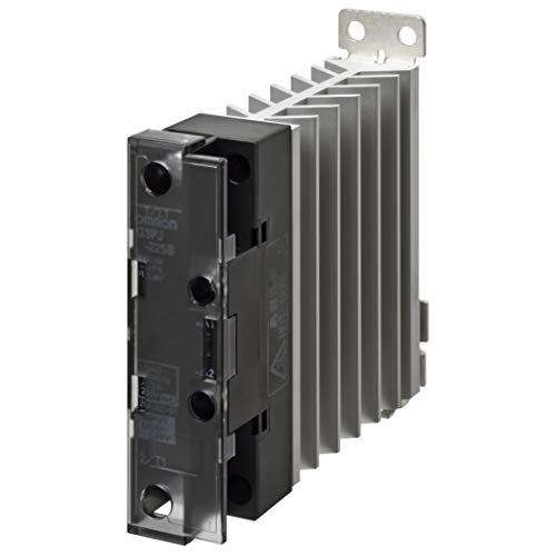 G3PJ-225B DC12-24 | 669893 | OMRON RELAY, SOLID STATE, 1 PHASE, 24-240VAC, 27A, DIN RAIL MOUNT, 12-24VDC INPUT