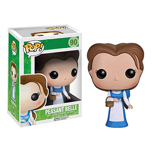 Lotoy Funko POP Movies: Beauty and Beast – Campesino Belle 9,5 cm vinilo regalo para anime fans cumpleaños