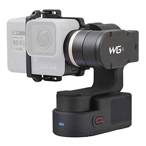 FeiYu-Tech WG2 - Gimbal Sport Action Estabilizador para Cámara, Estabilizadores de Video, Negro