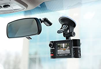 Sharper Image Dual Recording Windshield Camera