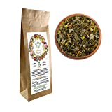 VITA FEE® 250g. Leber Kräuter - Tee - aus 18 verschiedenen Kräutern von VITAIDEAL