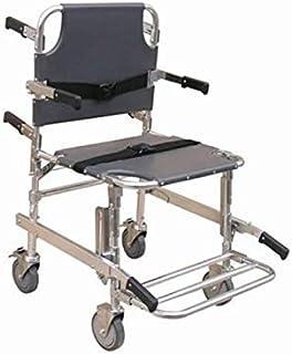 Silla de Escalera para traslado de Pacientes de Emergencia médica, Silla de evacuación 4 Ruedas
