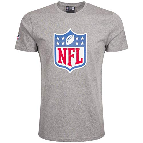 New Era Basic Shirt - NFL Logo Gris