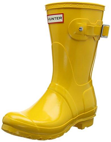 Botas de Agua para Mujer, color amarillo