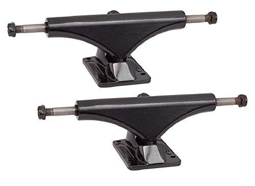 Bullet Standard Skateboard Trucks - Set of 2 (Black, 145mm)