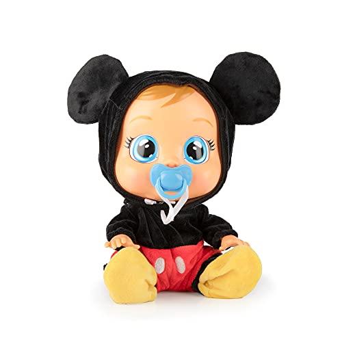 IMC Toys - Cry Babies, Mickey - 97858 - Disney