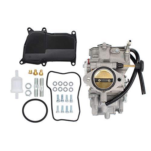 MOTOKU Carburetor Carb for Yamaha Warrior 350 YFM350X YFM 350 Big Bear 350 Moto-4 YFM350 ER Kodiak 400 YFM400 FW ATV