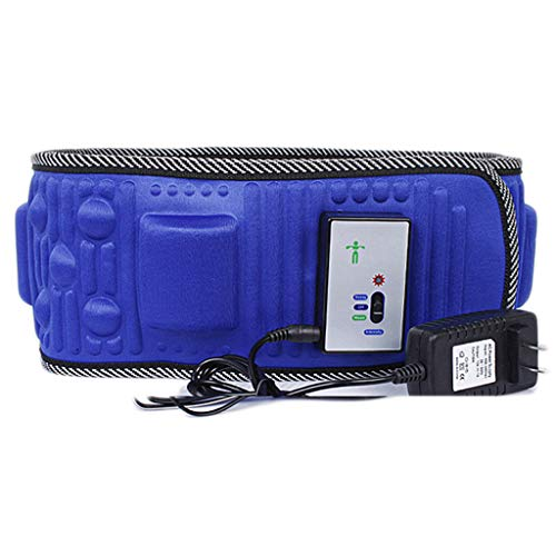 Henan Elektrischer Bauchweggürtel, 5 Motoren, Fitness, Massage, Vibration, Gewichtsverlust, Stimulator